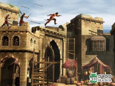 Скриншот Prince of Persia: The Shadow and the Flame №3