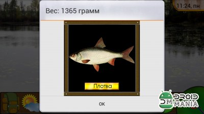 Скриншот True Fishing №2