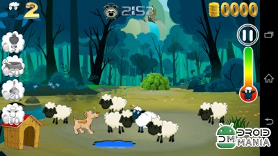 Скриншот Crazy Sheep №2
