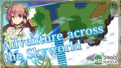 Скриншот RPG Shelterra the Skyworld №2
