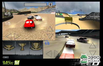 Скриншот Maximum Speed Racing 3D 2014 №2