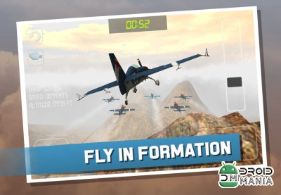 Скриншот Action Flight Simulator 3D №2