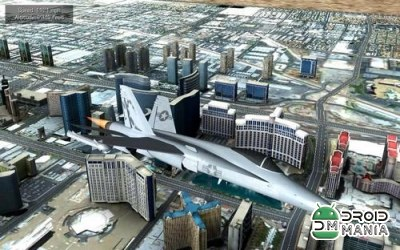 Скриншот Flight Unlimited Las Vegas №2