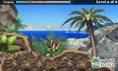 Скриншот Beach Bike - Racing Moto №4