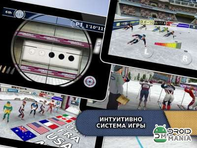 Скриншот Athletics: Winter Sports №2