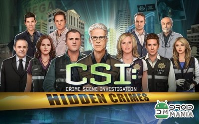 Скриншот CSI: Hidden Crimes №2