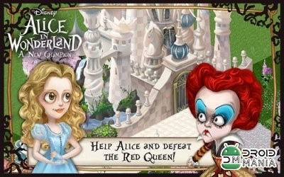 Скриншот Disney Alice in Wonderland №2