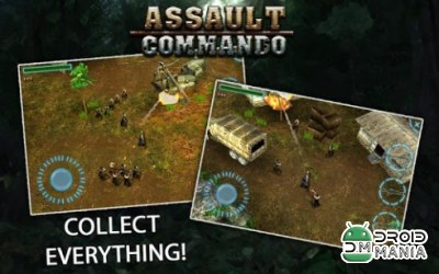 Скриншот Assault Commando №2