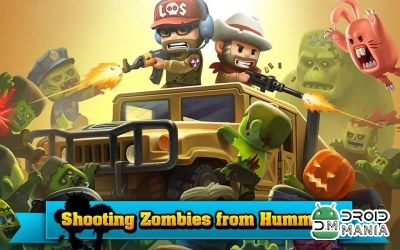 Скриншот Action of Mayday: Zombie World №2