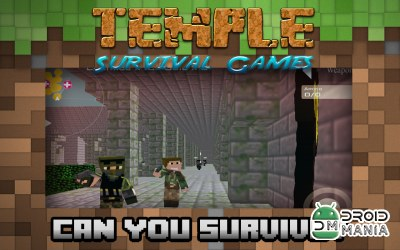 Скриншот Temple Survival Games №2