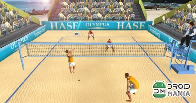 Скриншот Beach Volleyball World Cup №2