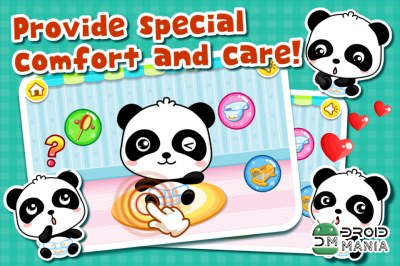 Скриншот Baby Panda Care by BabyBus №2