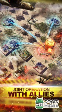 Скриншот War Zone: World of Rivals №2