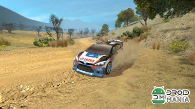 Скриншот WRC The Official Game №2