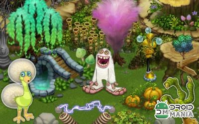 Скриншот My Singing Monsters №2