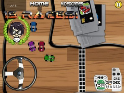 Скриншот Micro Racing HD Full №2
