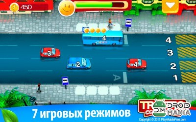 Скриншот Traffic Conductor: Car Control / Трафик: Управляй Автомобилями №2