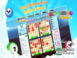 Скриншот BINGO WORLD №2