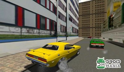 Скриншот Real City Car Driver 3D №2