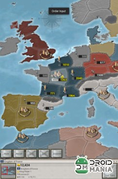 Скриншот Age of Conquest: Europe №2
