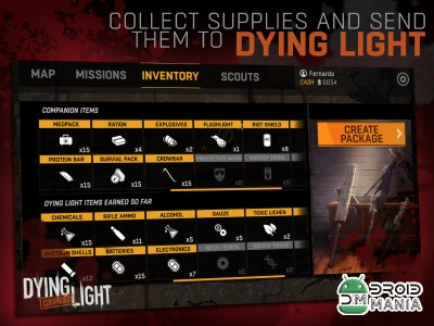 Скриншот Dying Light Companion №2