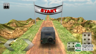 Скриншот Hill Climb Racing Uaz Edition №2