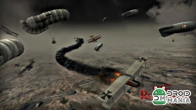 Скриншот Red Baron: War of Planes №2