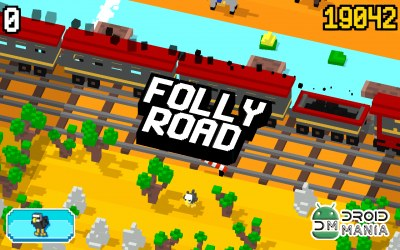 Скриншот Folly Road - Crossy №2
