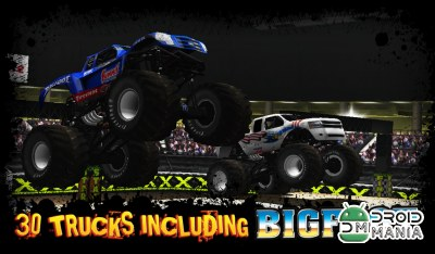 Скриншот Monster Truck Destruction №2
