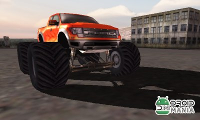 Скриншот Monster Truck Parking №2