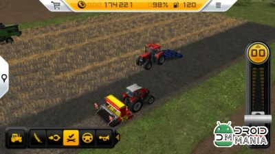 Скриншот Farming Simulator 14 №2