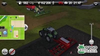 Скриншот Farming Simulator №2
