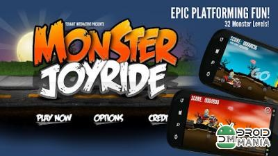 Скриншот Monster Joyride №2