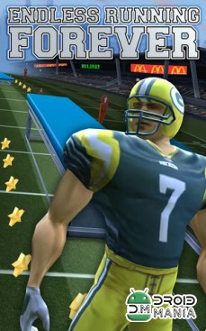 Скриншот NFL Runner: Football Dash №2