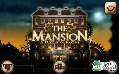 Скриншот The Mansion: A Puzzle of Rooms №1