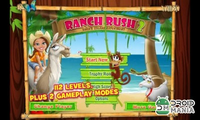 Скриншот Ranch Rush 2 №1