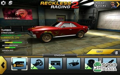 Скриншот Reckless Racing 2 №4