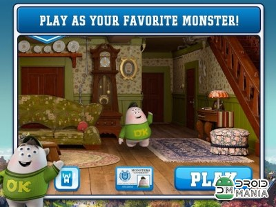 Скриншот Monsters University №4