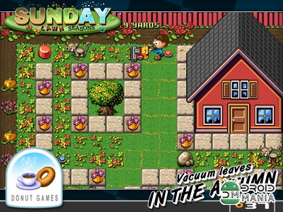 Скриншот Sunday Lawn Seasons №3