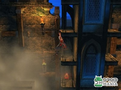 Скриншот Prince of Persia: The Shadow and the Flame №4