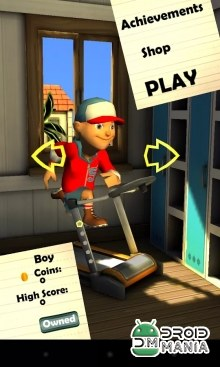 Скриншот Subway Surfers 2013 №3