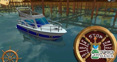 Скриншот 3D Boat Parking Ship Simulator №3
