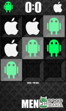 Скриншот TicTacToe: Android Vs Iphone №3