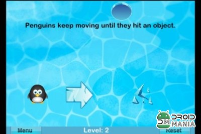 Скриншот Puzzling Penguins №4