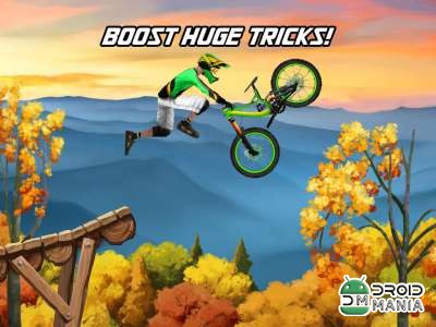 Скриншот Bike Mayhem Mountain Racing №3