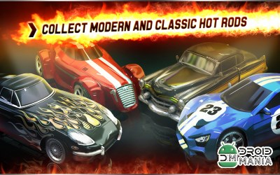 Скриншот Hot Rod Racers №3