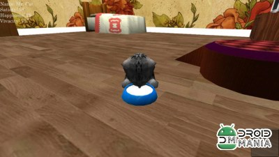 Скриншот Cute Pocket Cat 3D №3