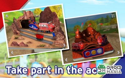 Скриншот Chuggington Chug Patrol / Chug Patrol: Ready To Rescue №3