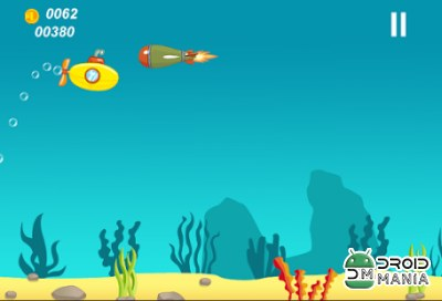 Скриншот Submarine Infinite Runner War / Yellow Submarine Runner №3