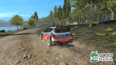 Скриншот WRC The Official Game №3